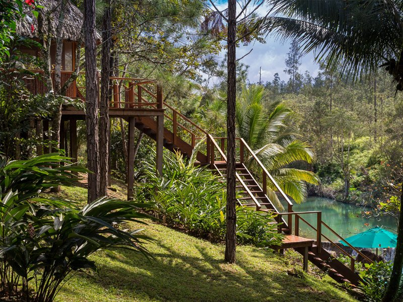 Blancaneaux Resort, Cayo District, Belize