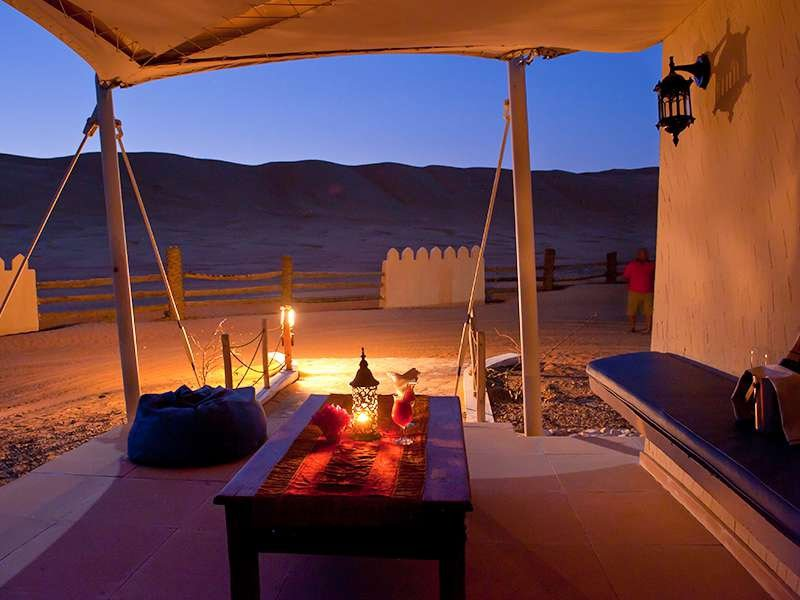 The Most Magnificent Luxury Desert Resorts In The World - Amazing hotel located desert looks like ultimate escape