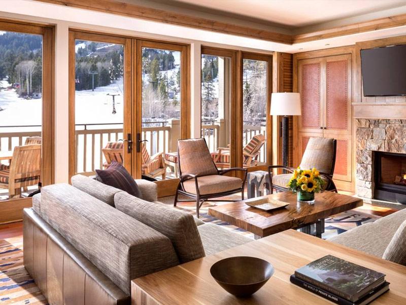 Four Seasons Resort, Jackson Hole, Wyoming