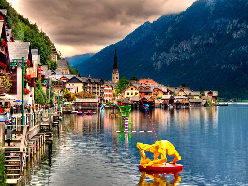 27 of the Most Beautiful Small Towns to Visit in Europe ...