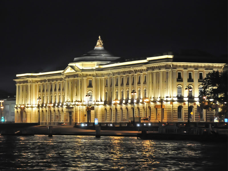 Moscow to Petersburg