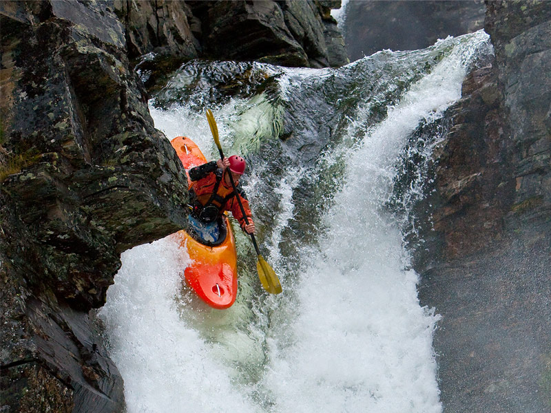 Most Exciting Whitewater Kayaking Destinations In The World