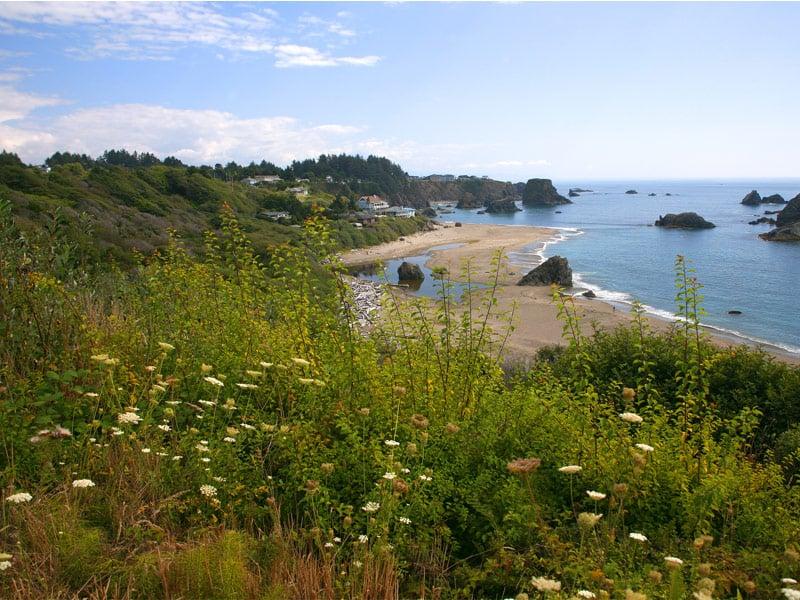 Brookings Harbor Oregon