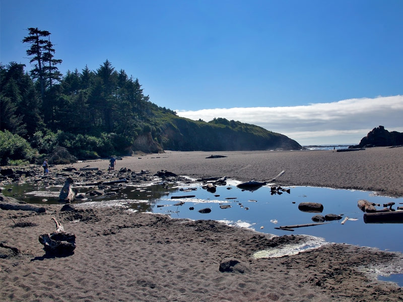 Beautiful beach towns to visit along the oregon coast for Lincoln city fishing charters