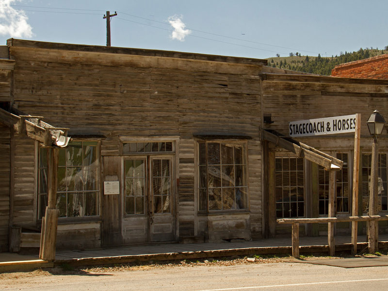 16 Of The Most Fascinating Ghost Towns In The U S