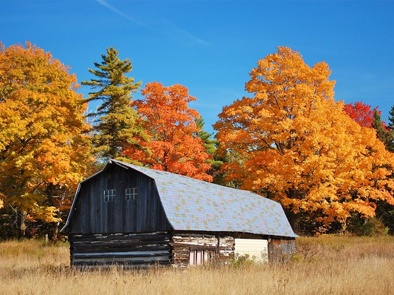 17 Of The Most Spectacular Places Across The U S For Fall
