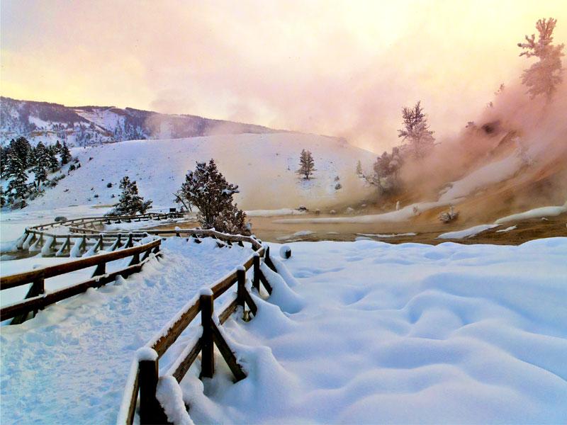 17 most romantic winter getaways in the u s 2018 for Best us winter getaways