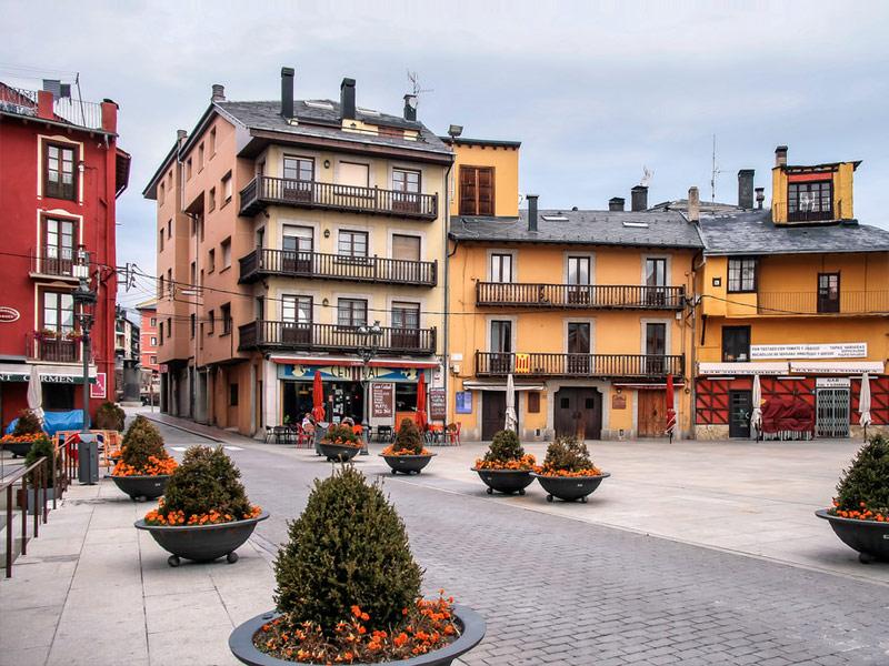 Puigcerda, Spain