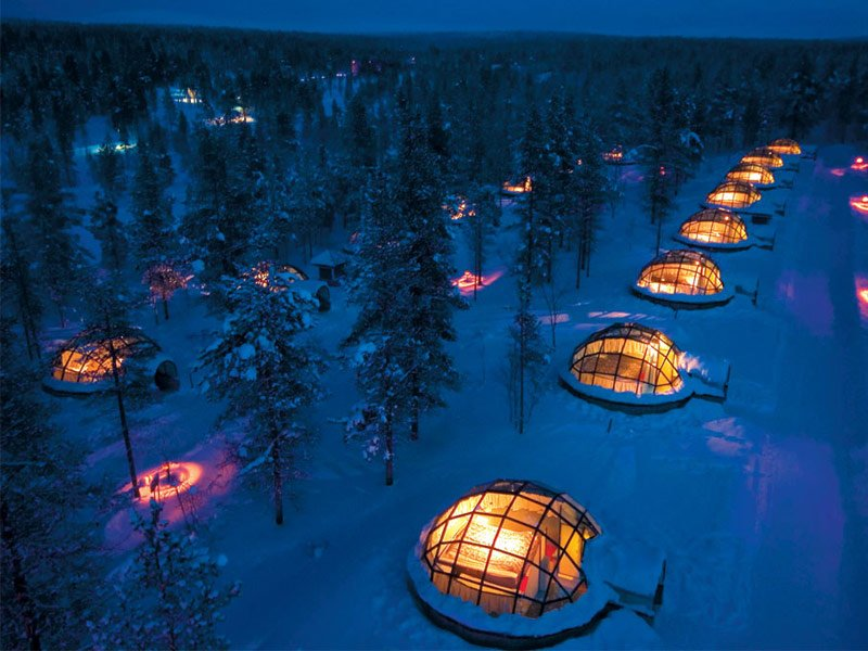 15 Of The World S Most Extreme Hotel Rooms
