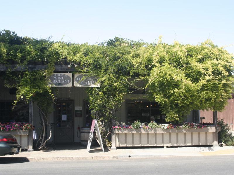 Santa Ynez Valley Wine Country