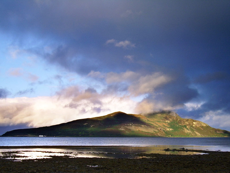 Holy Isle, Isle of Arran, Scotland
