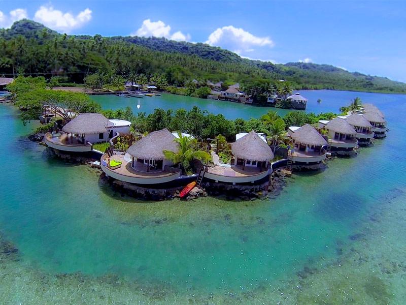 Fiji Hotels Near Airport