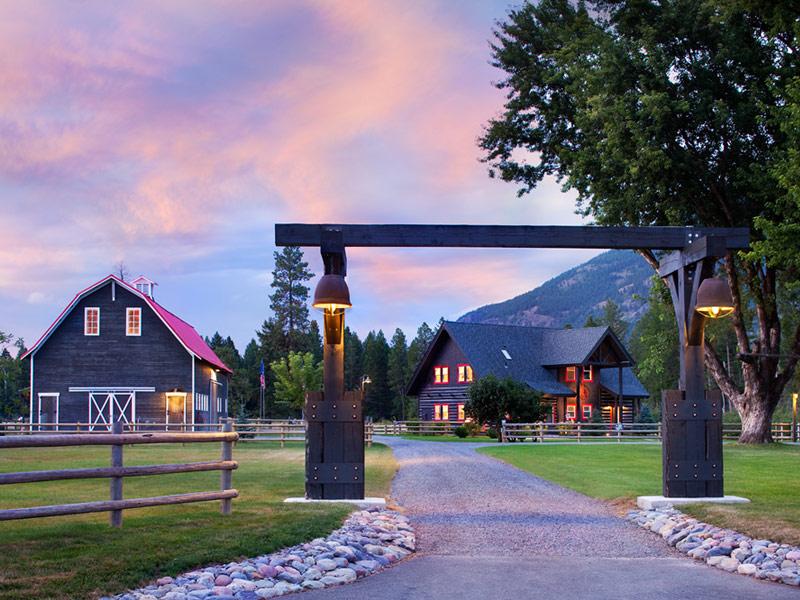 Lake Blaine Mountain Resort
