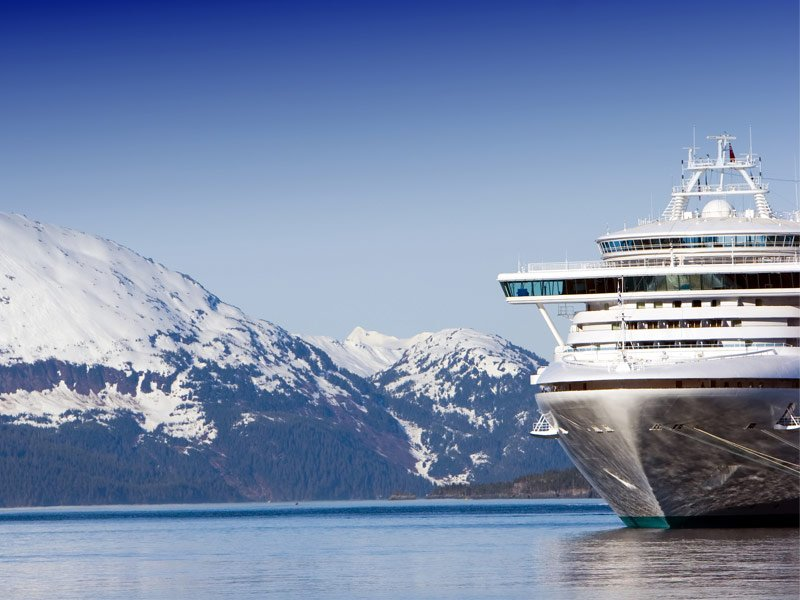 Alaska Cruise: Vancouver to Seward
