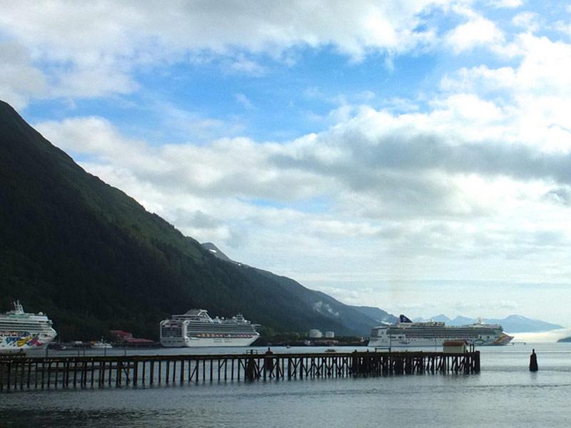Alaska Wine Cruise