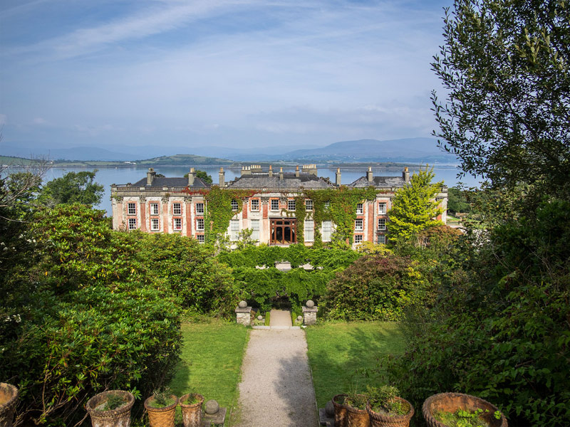 Ireland s top 21 bed breakfasts for Bantry house