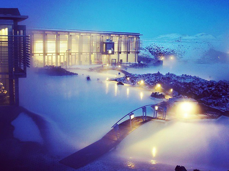 Top hotels and resorts in iceland for Hotels in iceland blue lagoon