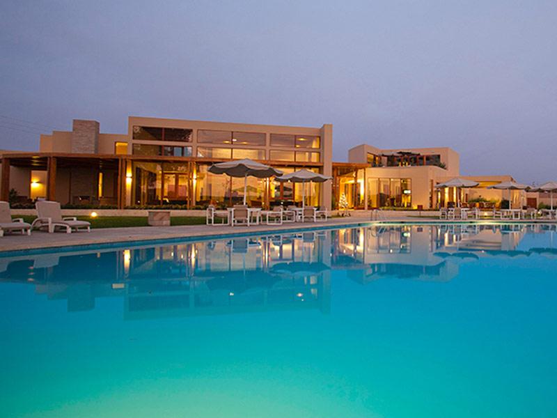 Top hotels resorts in peru for Hotel casa andina arequipa