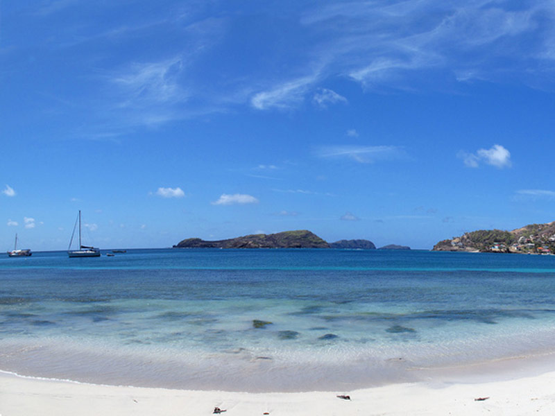 The Grenadines, Windward Islands Cruise