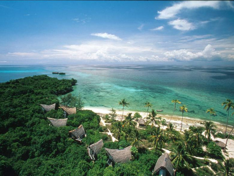 Chumbe Island Coral Park, Zanzibar, Tanzania