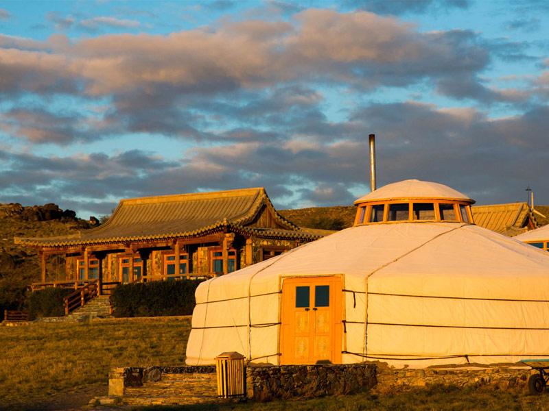 Three Camel Lodge, Gobi Desert, Mongolia