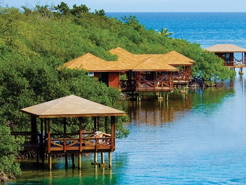 Honduras beach resorts top 15 resorts in roatan honduras for Roatan dive resort