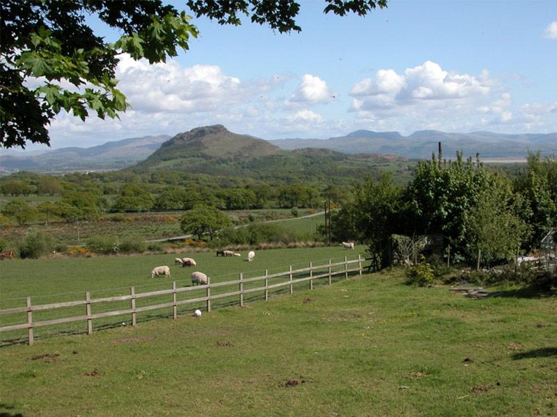 Tyddyun-du Farm, Ffestiniog, Wales