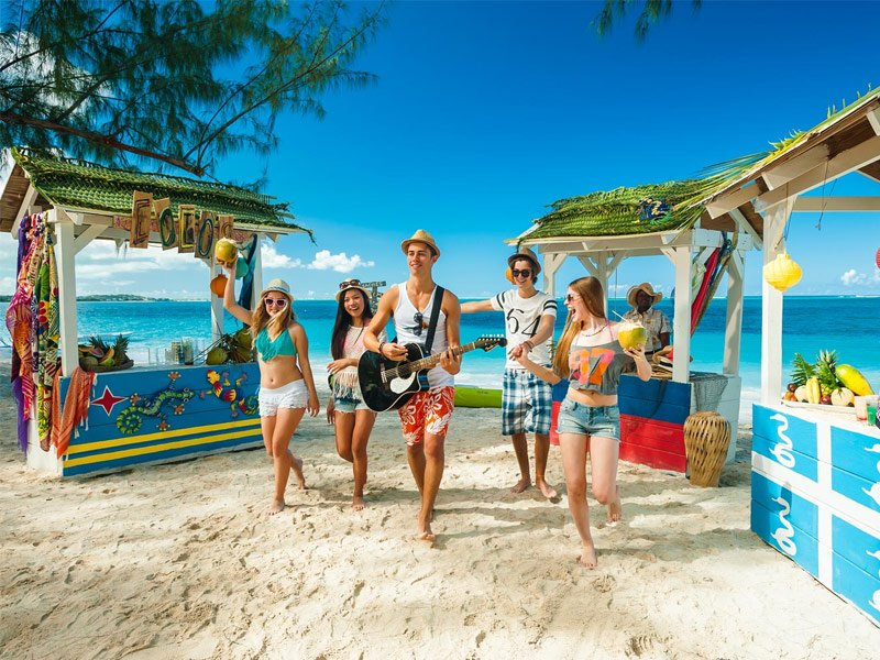8 best resorts for families with teens 2018 with photos for Best us beach vacations