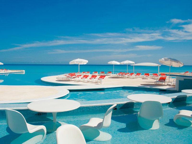 Bel Air Collection Resort Spa Cancun Restaurents