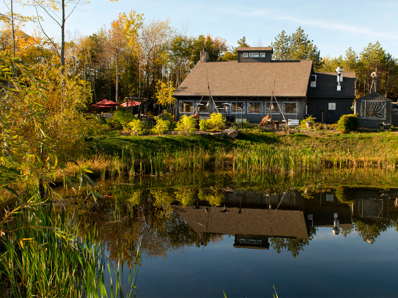 America S Top 20 Resorts And Hotels For Fall Foliage