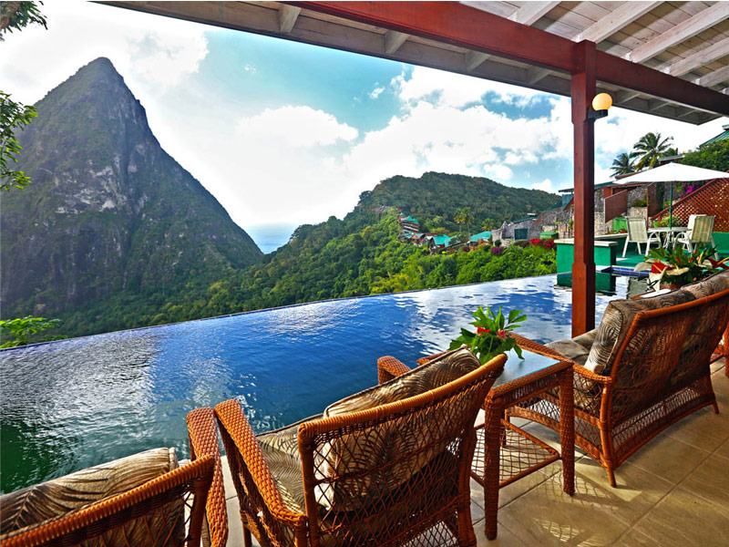 17 Resorts With The World S Most Magnificent Plunge Pools
