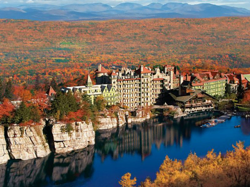 Best Upstate Resorts And Spa