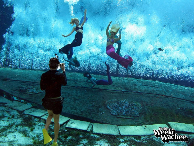 Incredible Places In Florida You May Have Never Heard Of - 6 amazing underwater attractions