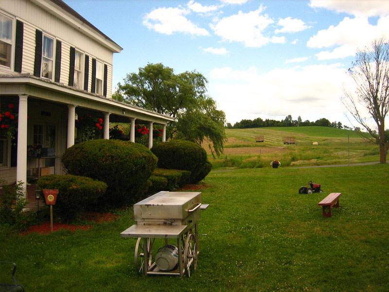 Hull-O-Farms – Durham, New York