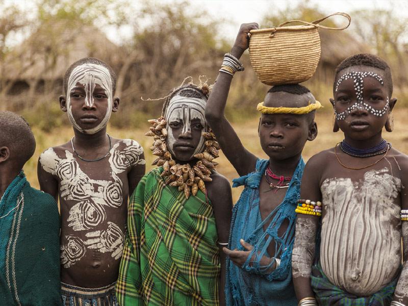 Etiyopya turu ve Afrika Turları