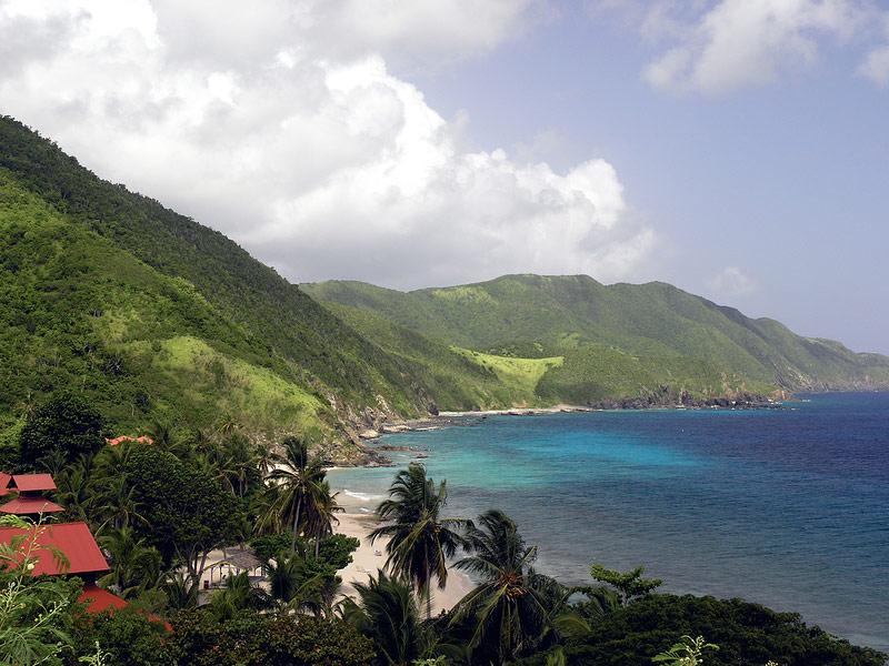 Las Islas Vrgenes de Estados Unidos un derroche de lujo