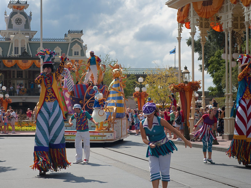 Disney World – Orlando, Florida