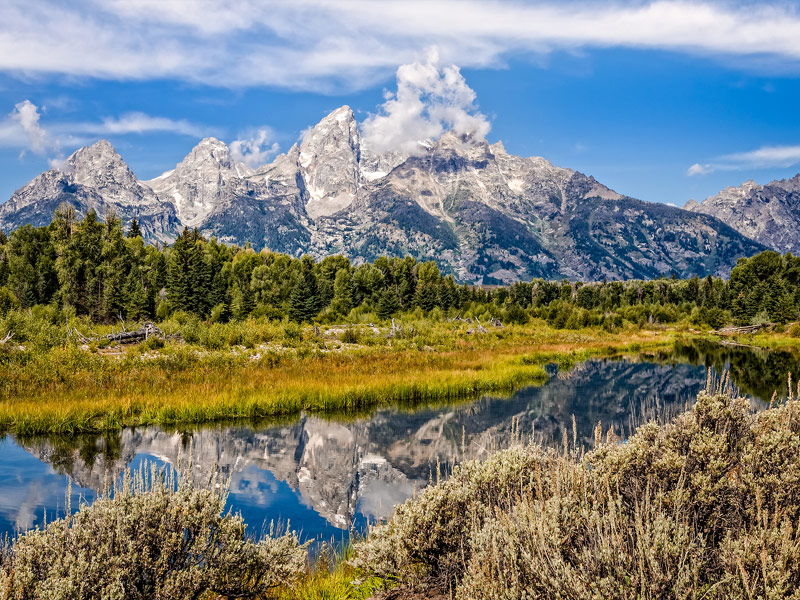 America s 9 most beautiful mountain towns to visit for Towns near jackson hole wyoming