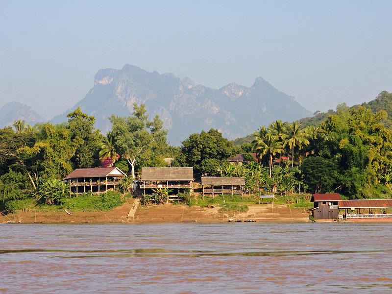 Mekong River, Cambodia/Vietnam