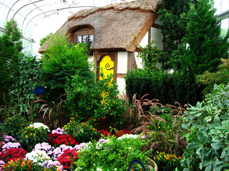 21 of the best botanical gardens to visit this spring Lewis ginter botanical gardens
