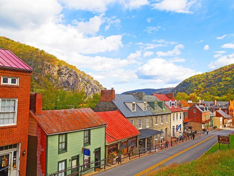 10 Of The Best Places To Visit In West Virginia