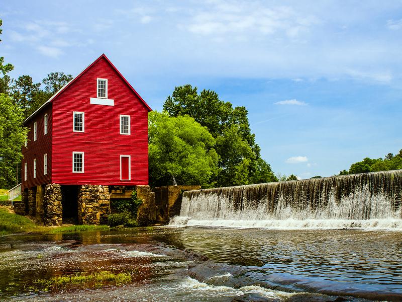Starr's Mill, Fayetteville