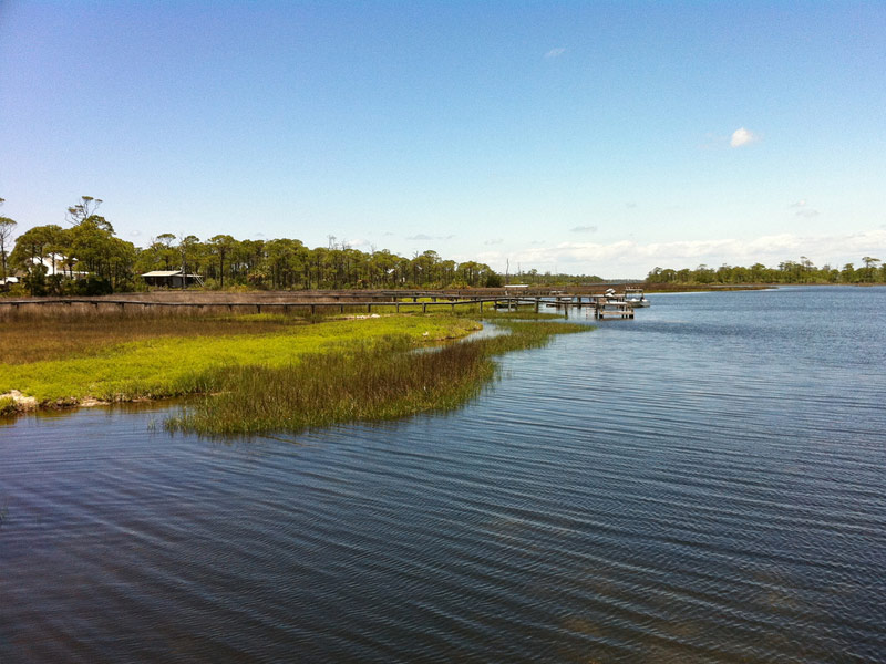 8 best places to go scalloping in florida for Cape san blas fishing