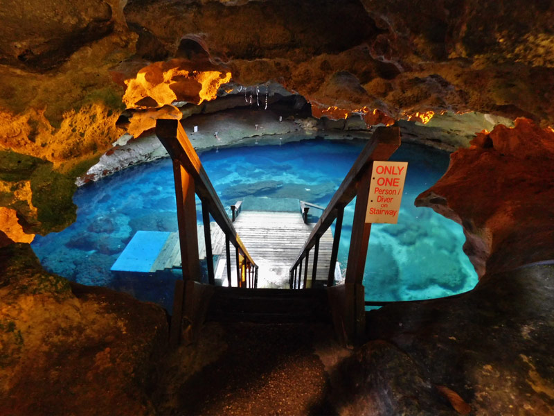 Cool Pools With Caves 8 hidden caves in florida you need to explore - tripstodiscover