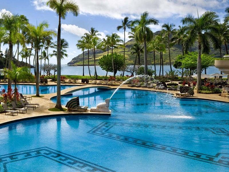 Kauai Marriott Resort Lihue