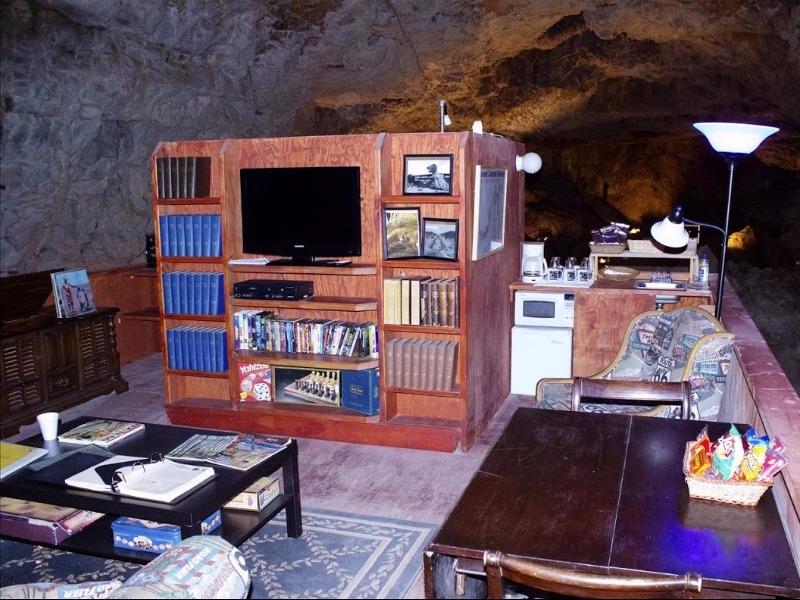 Underground Cave Suite
