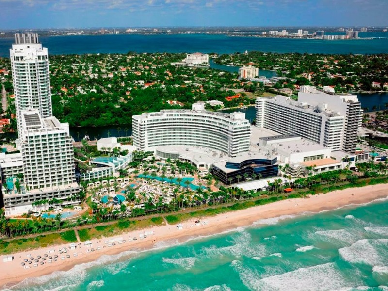Fountainebleau, Miami