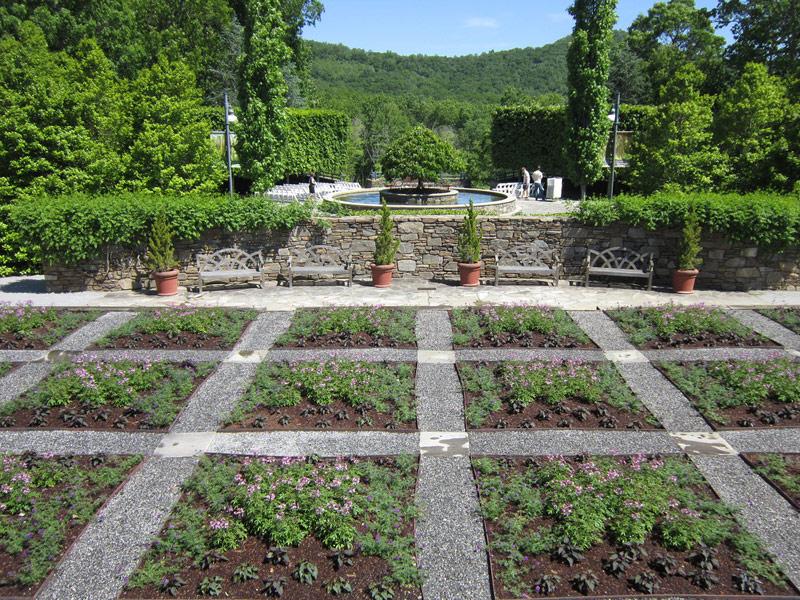 Botanical Gardens in Asheville