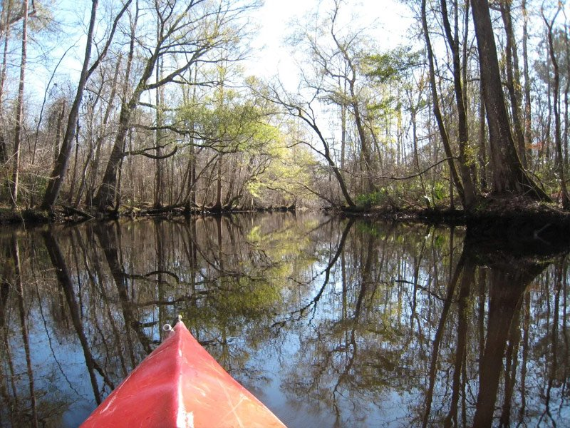 White Oak River Campground and Paddle Adventures