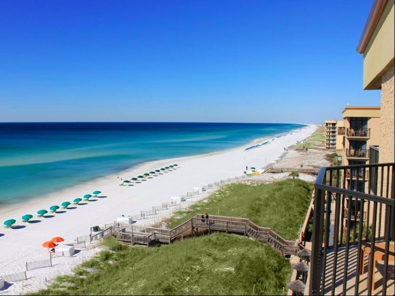 8 best destin florida beachfront hotels with photos - Wyndham garden fort walton beach ...